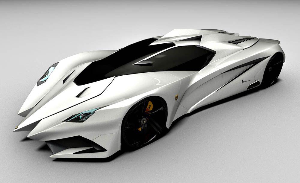 awesome cars | Lamborghini Feruccio 2 7 Awesome concept ...