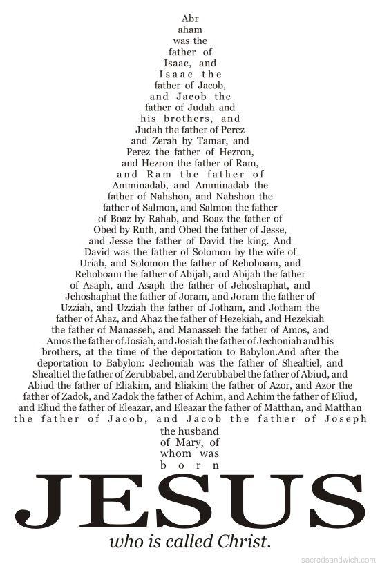 Family Tree, interestin