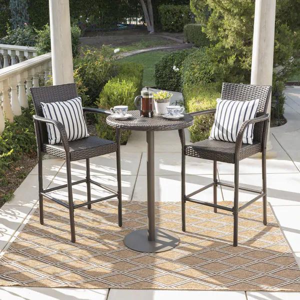 Our Best Patio Furniture Deals In 2021 Outdoor Bistro Set Patio Furniture Deals Wicker Patio Set