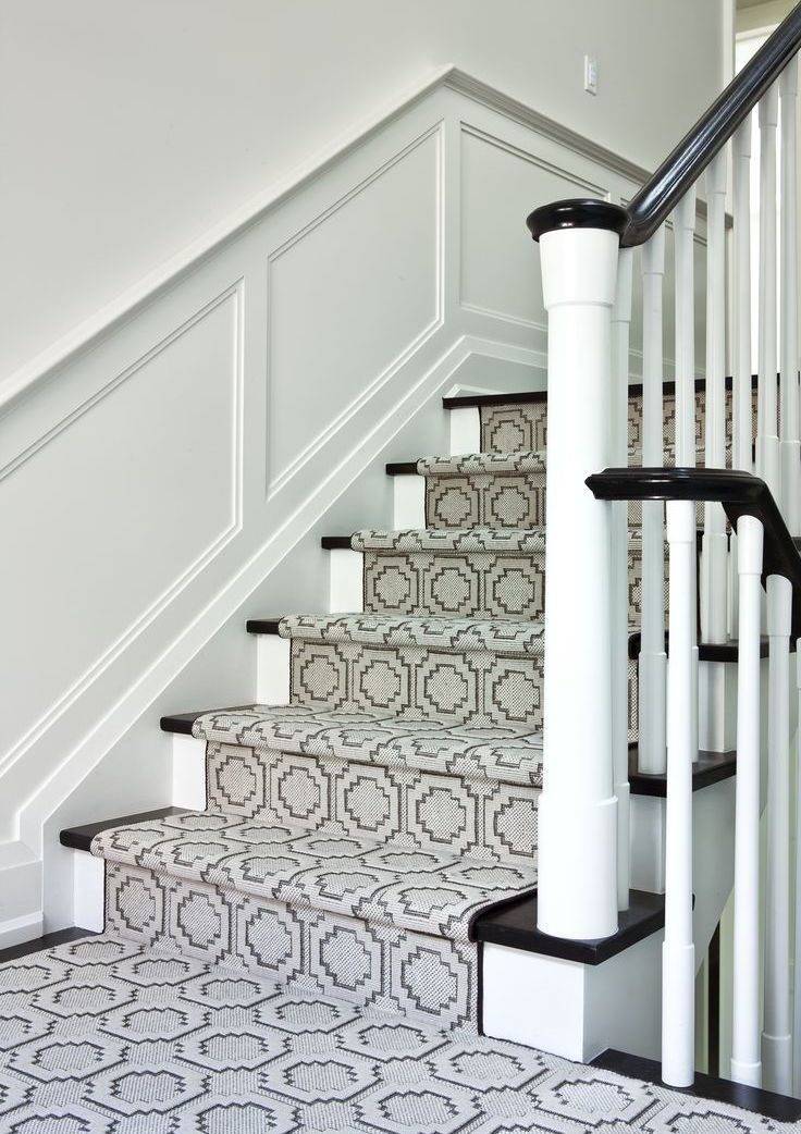 A Bad Fiber For A Stair Runner A Difficult Staircase Geometric