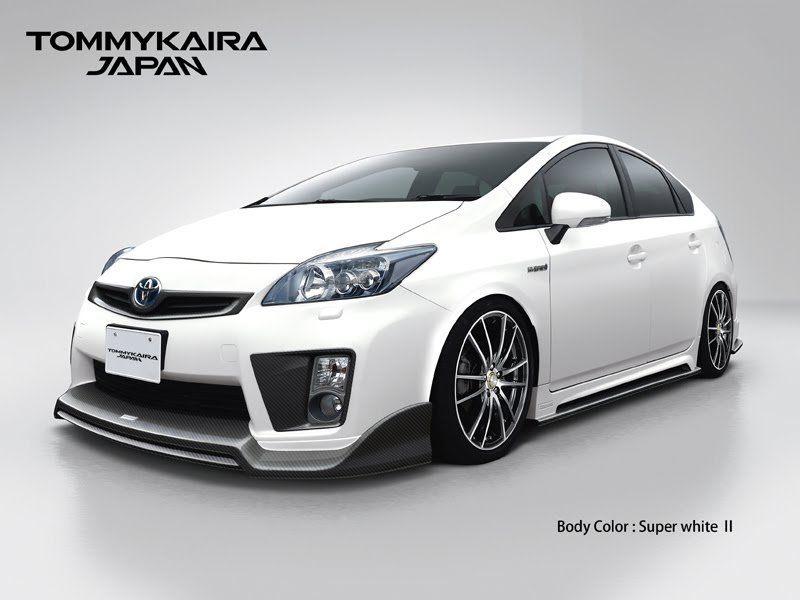 Tommy Kaira Tuned Toyota Prius Toyota Prius Toyota Car
