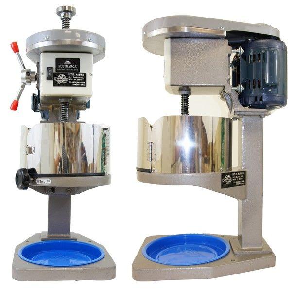 Fujimarca Mc-709 Electric Shave Ice Machine V2 - Fujimarca ...