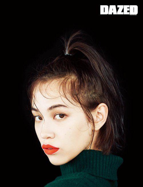 日本女模特兒水原希子拍韓國時裝雜誌寫真 - Yahoo奇摩新聞