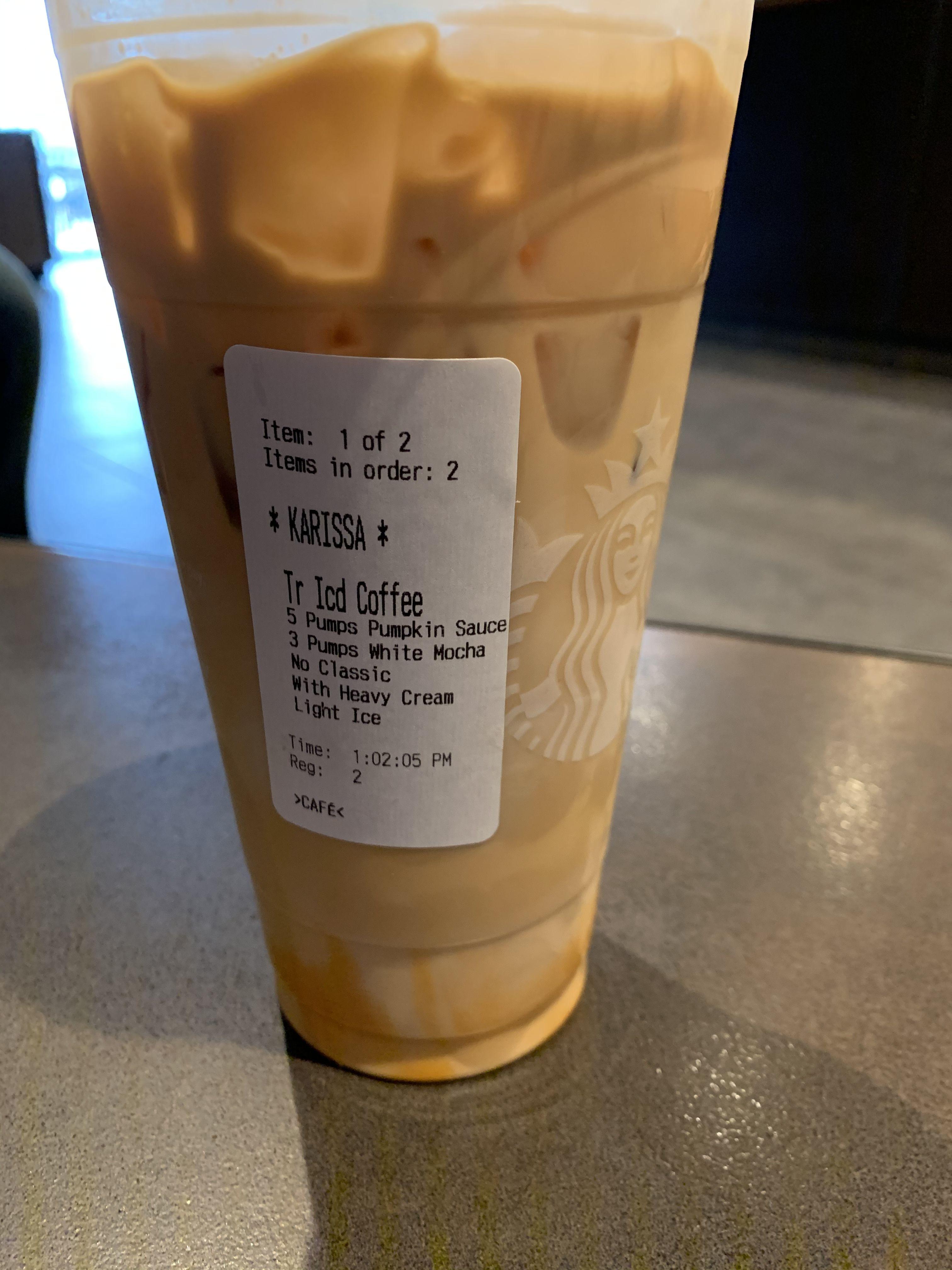 Coffee by Karissa Anderson Heavy cream, Mocha, Coffee