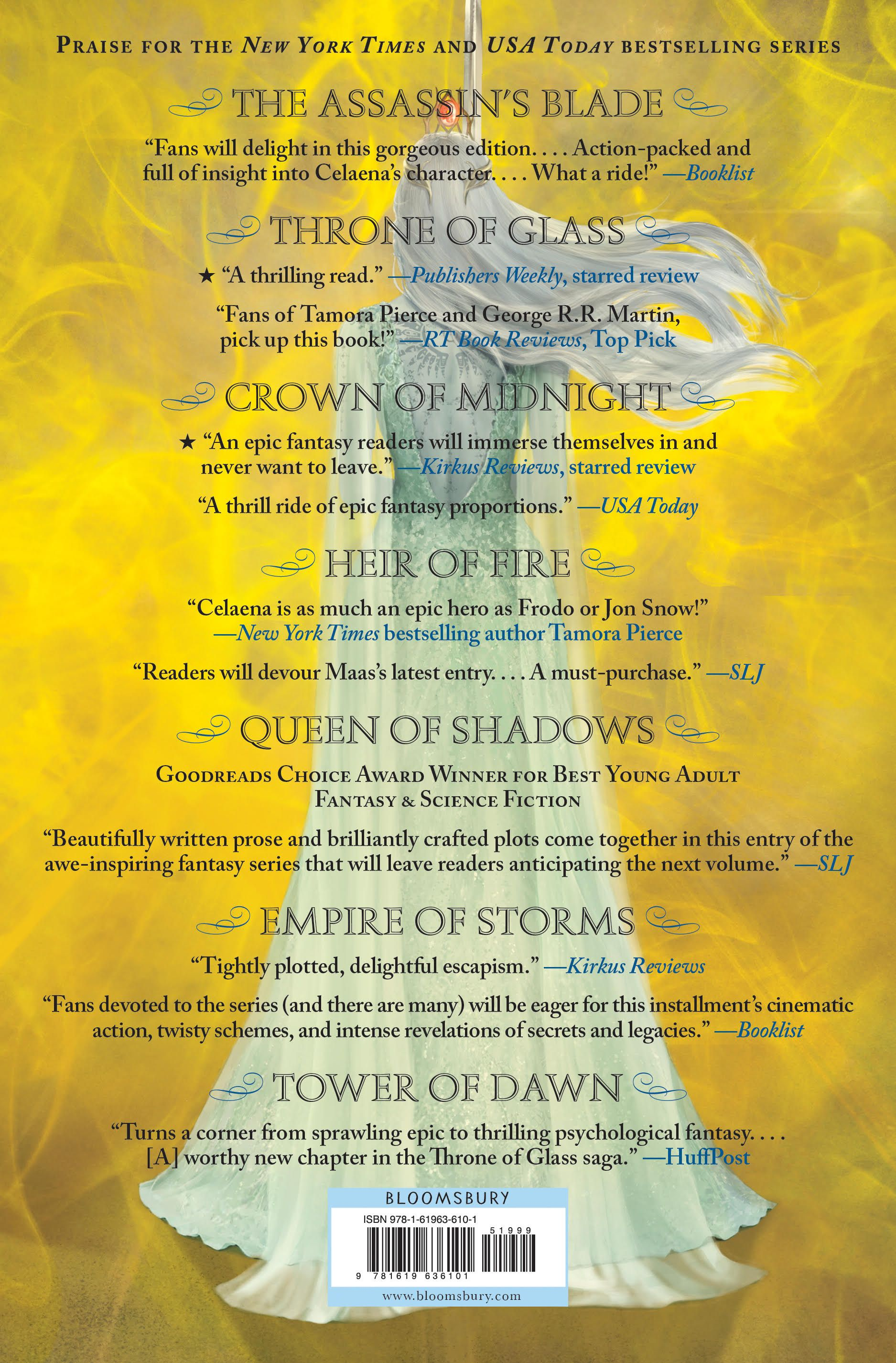 Kingdom Of Ash Back Cover Do You See Aelin S Back Her Crown