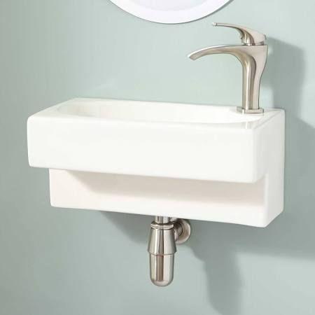 Etonnant Tiny Wall Mounted Sink   Google Search