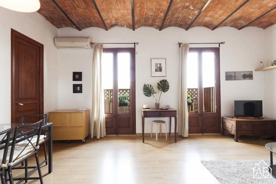Barcelona long-term apartment rentals - AB Apartment ...
