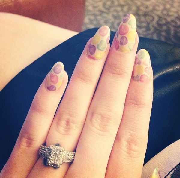 Nails Cher Lloyd Fabulous Nails Pinterest Cher lloyd and