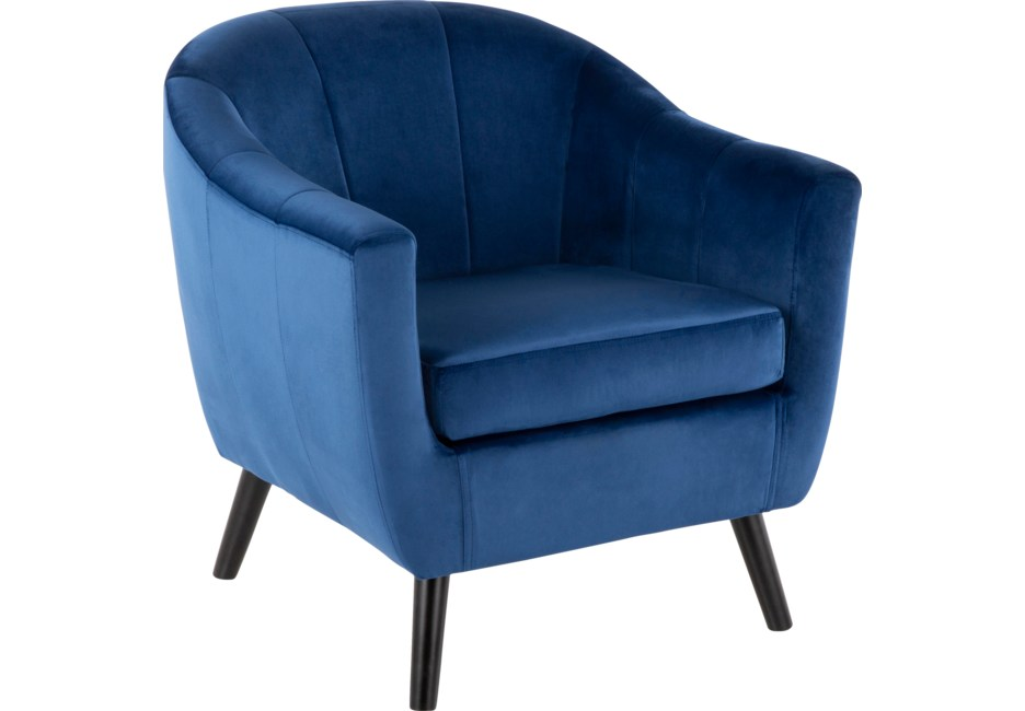 Eldert Blue Accent Chair Products In 2019