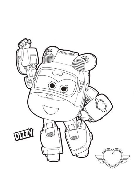 Pin By Sofa Avraham On Super Wings Pinterest Coloring Pages