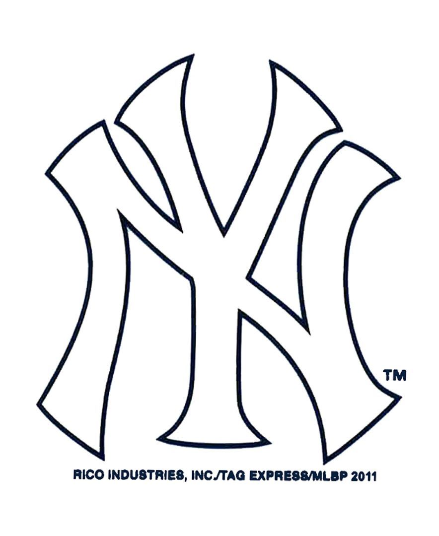 Rico Industries New York Yankees Static Cling Decal Reviews Sports Fan Shop By Lids Men Macy S New York Yankees Logo Yankees Logo New York Yankees