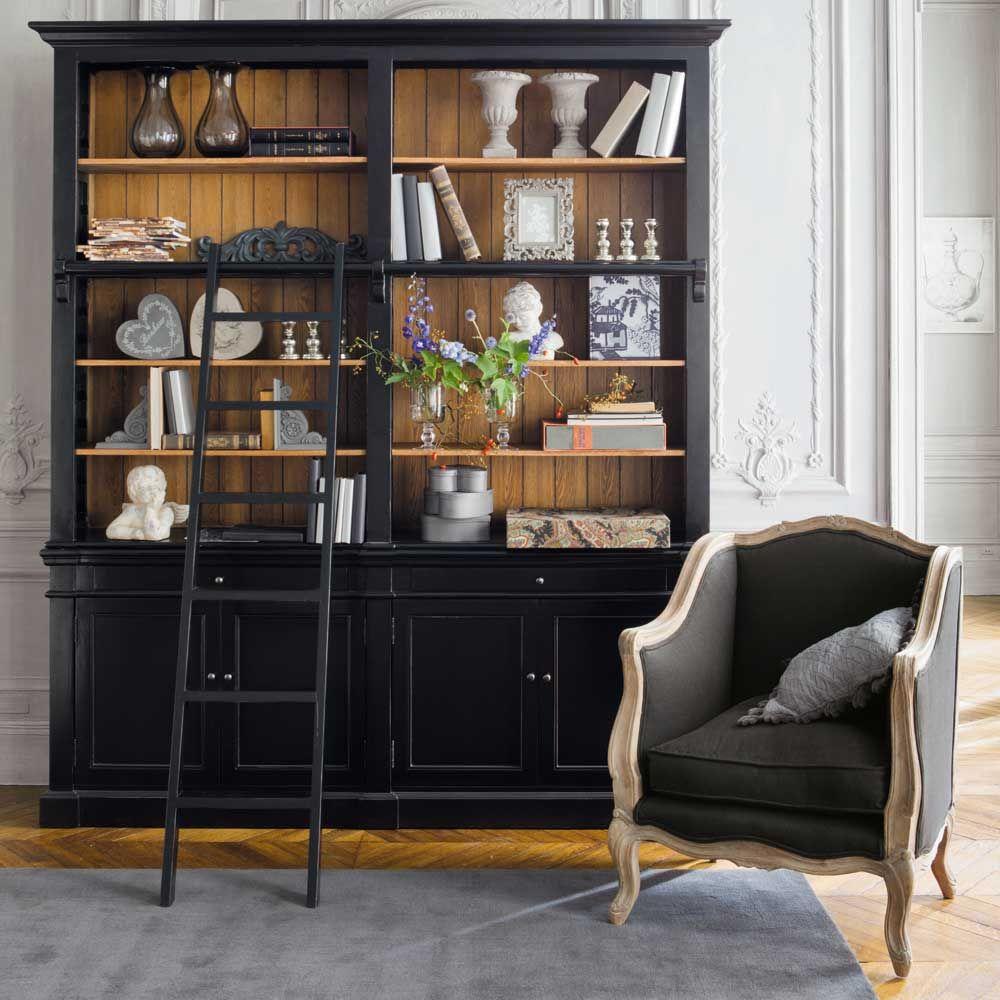 meuble biblioth que chelle versailles home en 2019 meuble biblioth que mobilier de salon. Black Bedroom Furniture Sets. Home Design Ideas