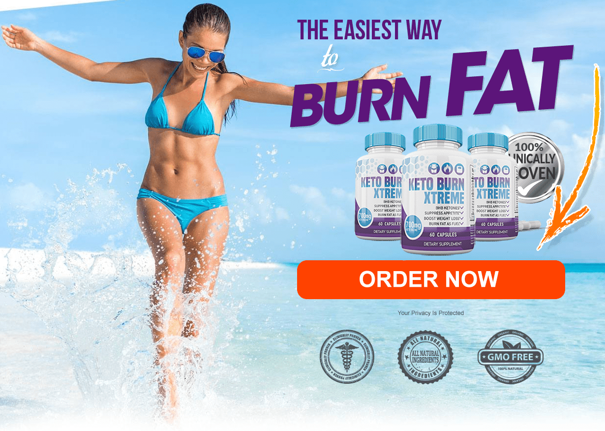 Pin On Keto Burn Xtreme