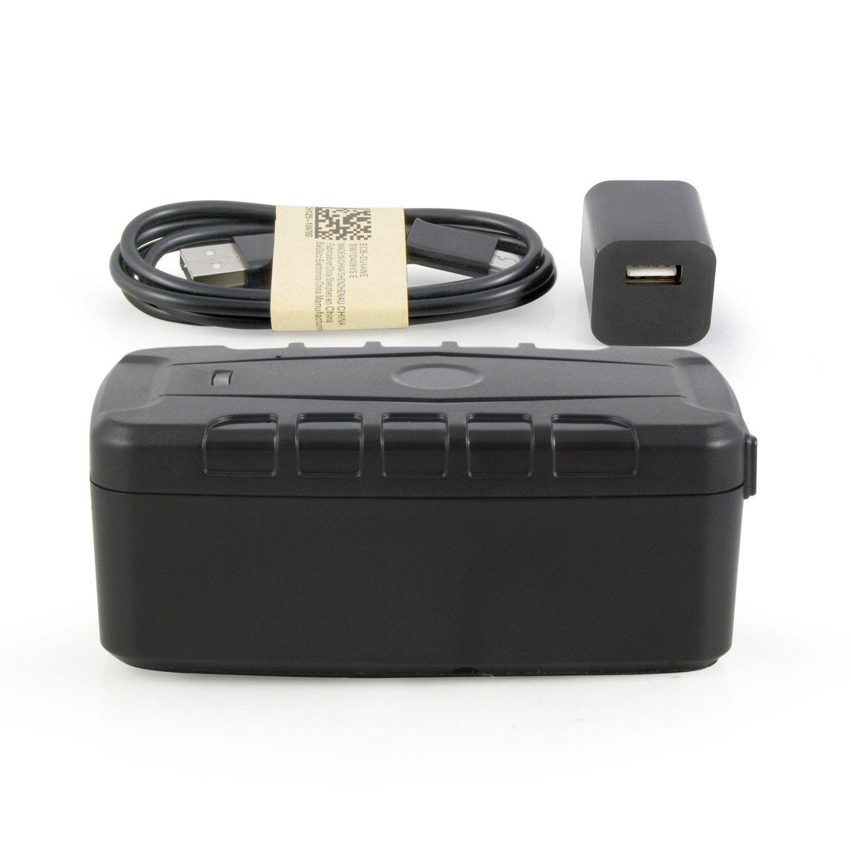 Incutex GPS Tracker TK106 Langzeittracker wasserdicht Magnethalterung Containertracker