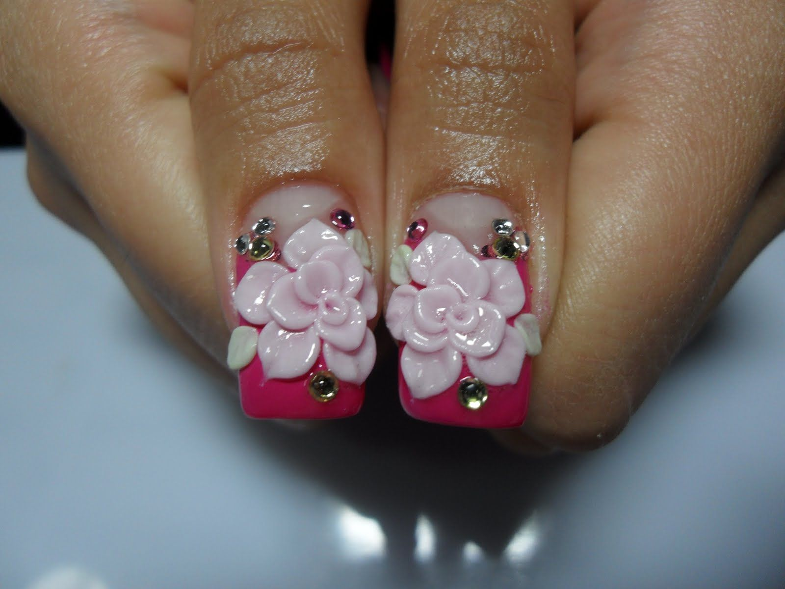 15 Acrylic Nail Designs and Ideas That Will Blow Your Mind   Acrylic ...