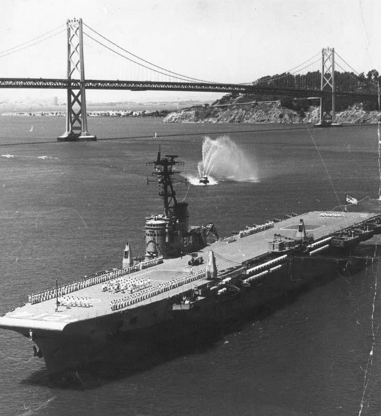 Hmas Sydney San Francisco 10 July 1971 Royal Navy Ships Warship Royal Australian Navy