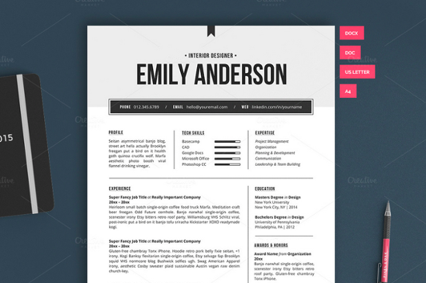 Want a resume that makes an impact? We've got a FREE