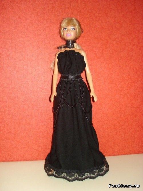 Barbie / наряды для барби своими руками