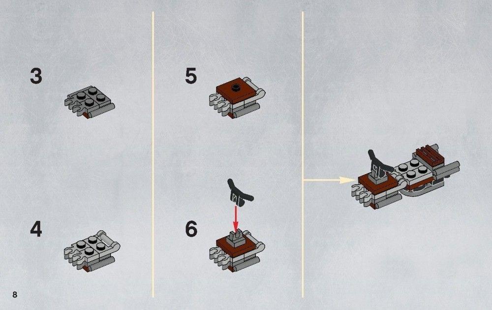Star Wars Droid Escape Lego 9490 Lego 9490 Pinterest Lego