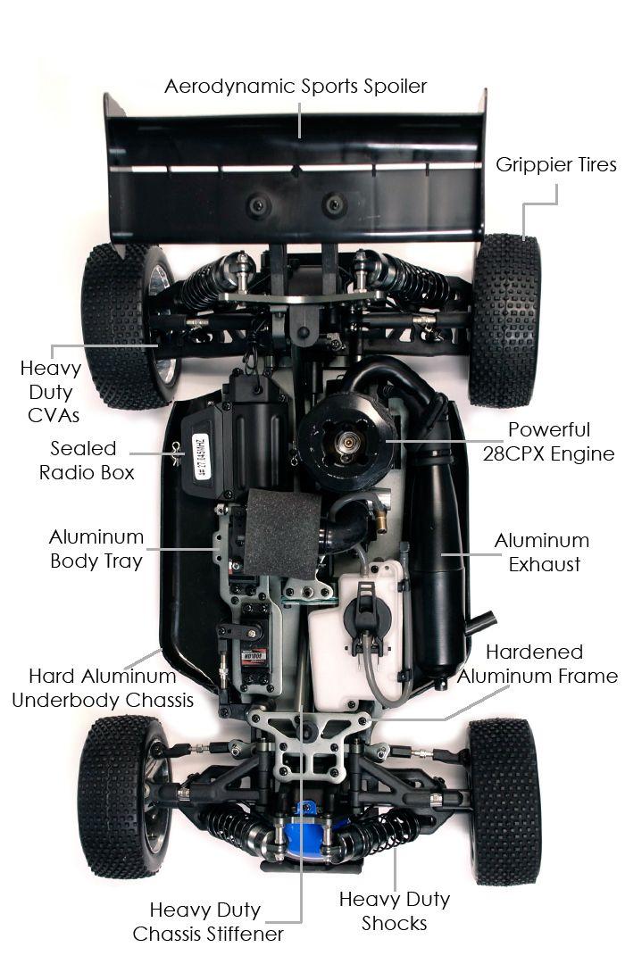 Arduino Bluetooth Remote Control Car: http://www.ardumotive.com ...