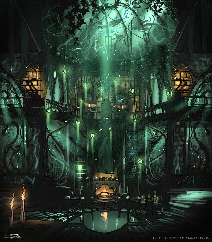 Slytherin Common Room Google Search Slytherin Aesthetic Slytherin Slytherin Wallpaper