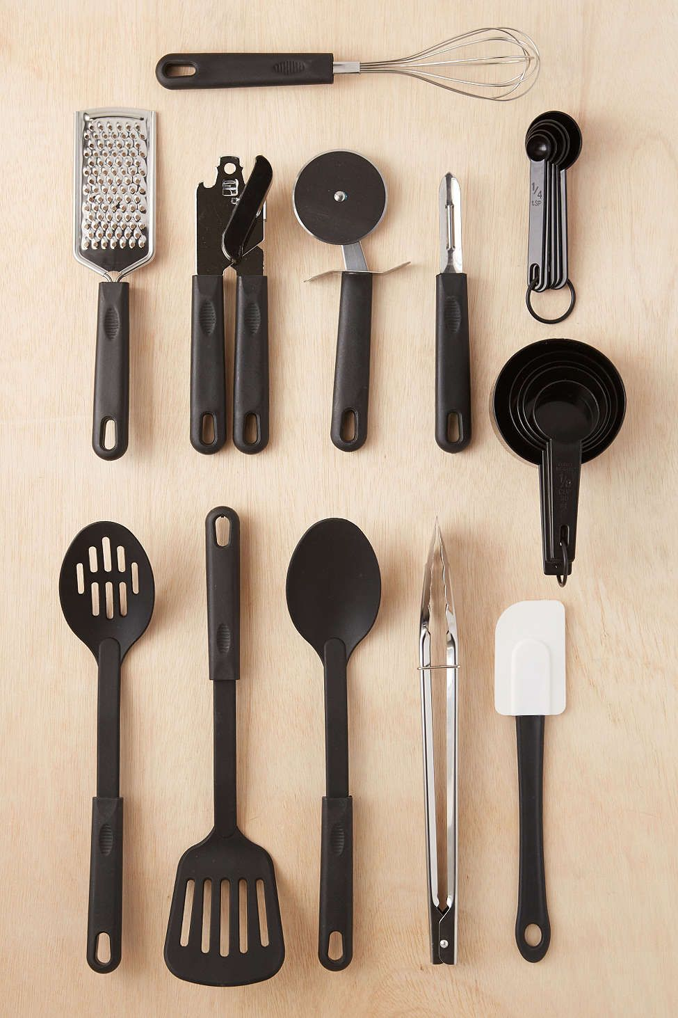 total kitchen 20 piece utensil set kitchen pinterest maison ustensile cuisine et id es. Black Bedroom Furniture Sets. Home Design Ideas