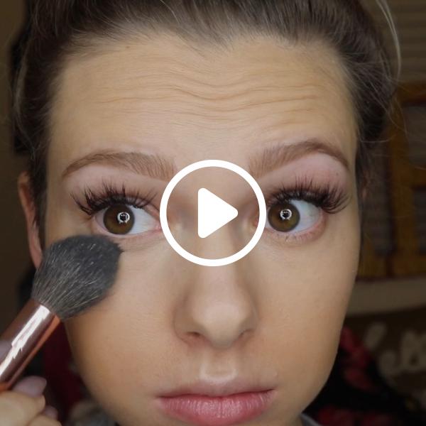allieballiemakeup's How-To Video | Darby Smart | hair ...