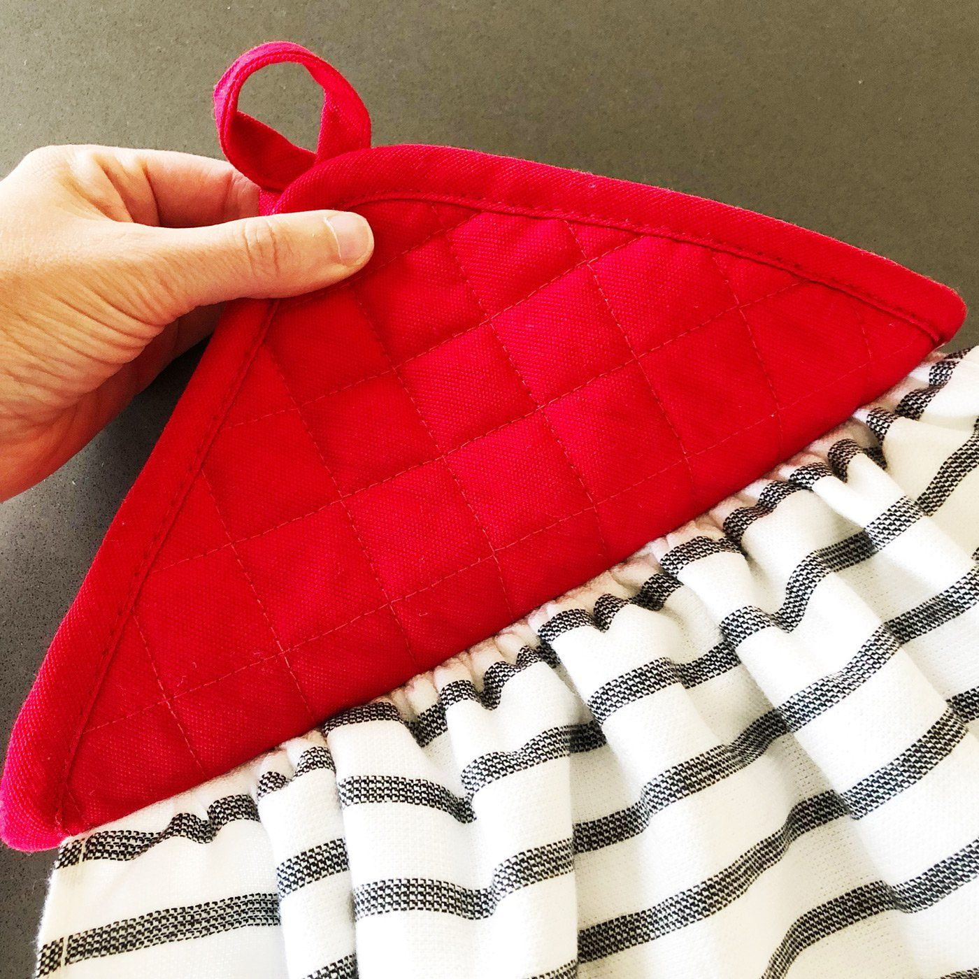 title | How To Make Hanging Kitchen Towels