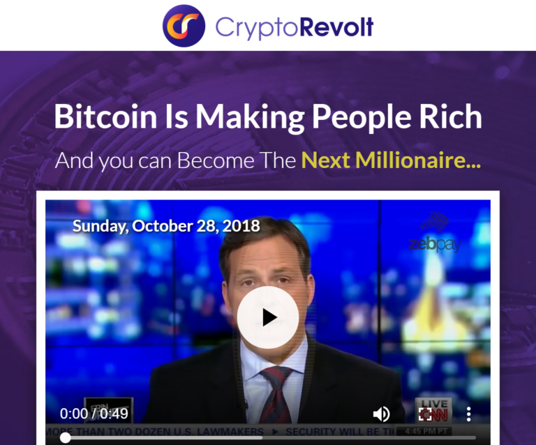 Bitcoin Revolution Review – MOST UPDATED REVIEW [2021] - By ...