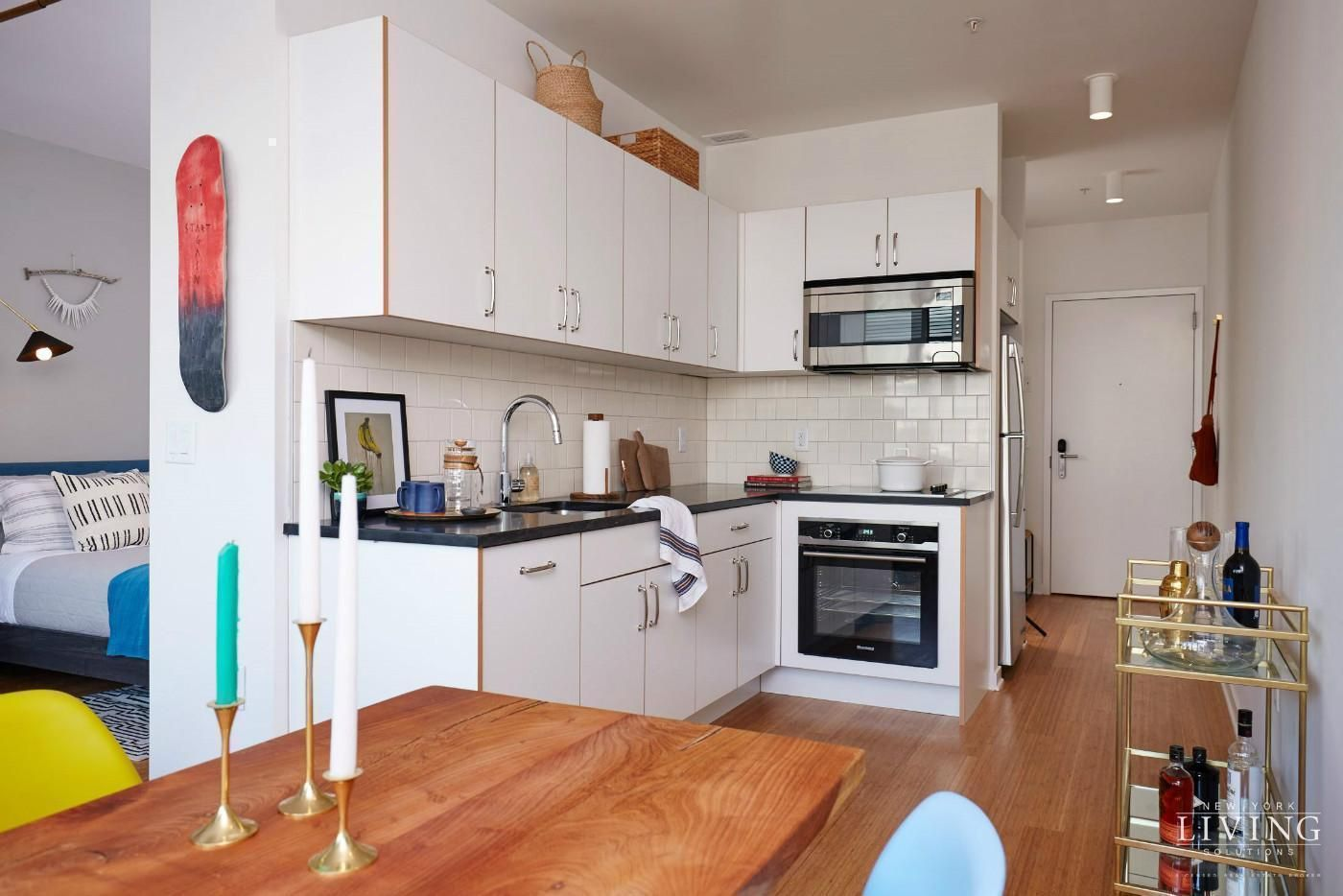 Photo 1 Staten Island Apartment Communal Kitchen Home
