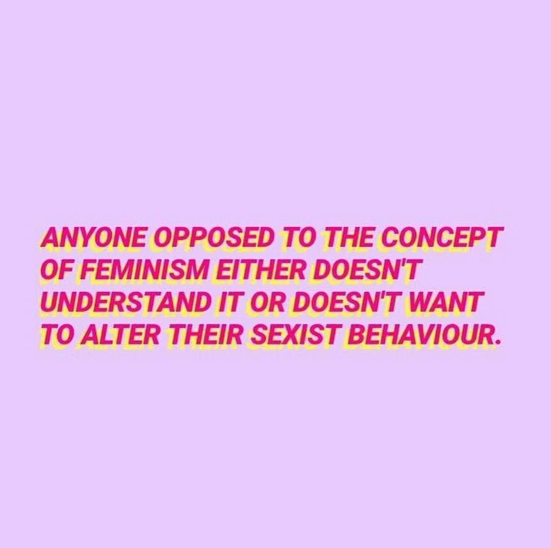 Feminist On Instagram Louder Feminist Feminist Quotes Feminism