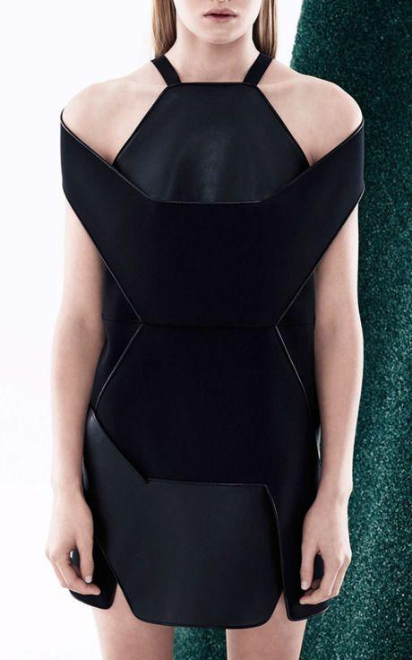 Trap Mini Dress