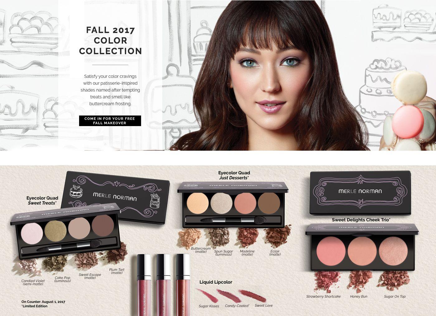 Shadow Stack Daydreams Merle norman makeup, Color