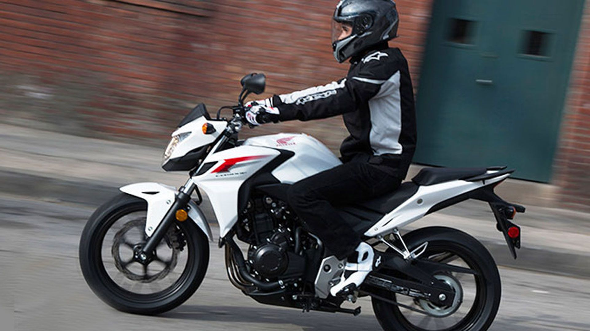 Wallpapers Honda CB500F 2014 ABS Full Review And Price