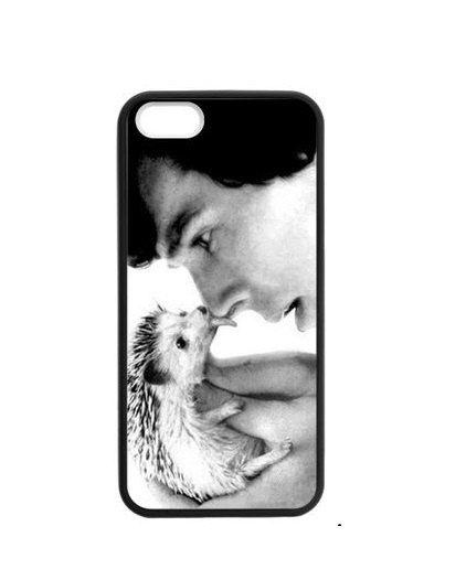 Custom Benedict Cumberbatch Cell Phone Case by ThePrintParlor