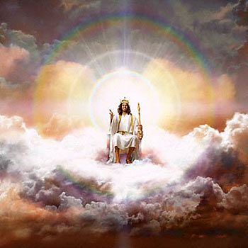 Right Hand of God   He is seated at the right hand of God the Father