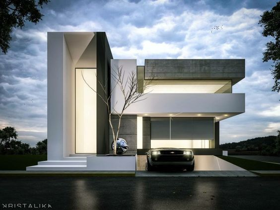 Pin by Martina Triay on EXTERIOR Pinterest Architecture, House