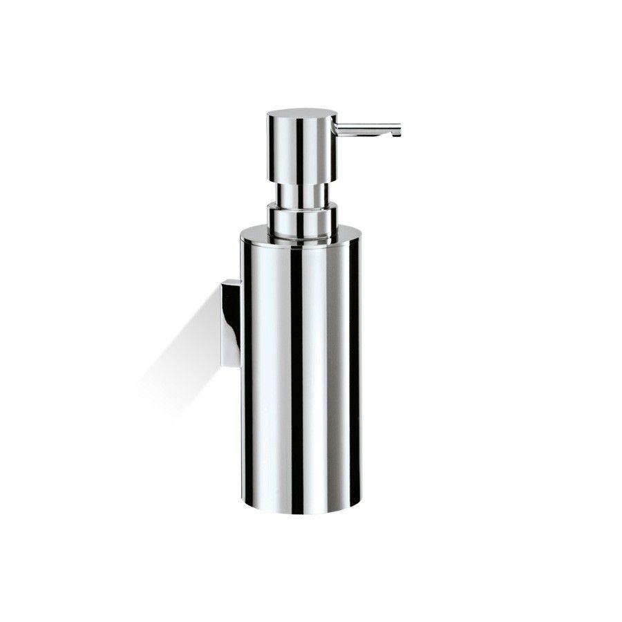 Dw Mk Wsp Wall Mounted Soap Dispenser In Chrome Wall Mounted Soap Dispenser Soap Dispenser Soap