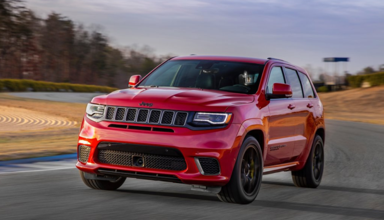 2018 Jeep Grand Cherokee Trackhawk Price Australia Jeep Grand Cherokee Jeep Grand Jeep Cherokee
