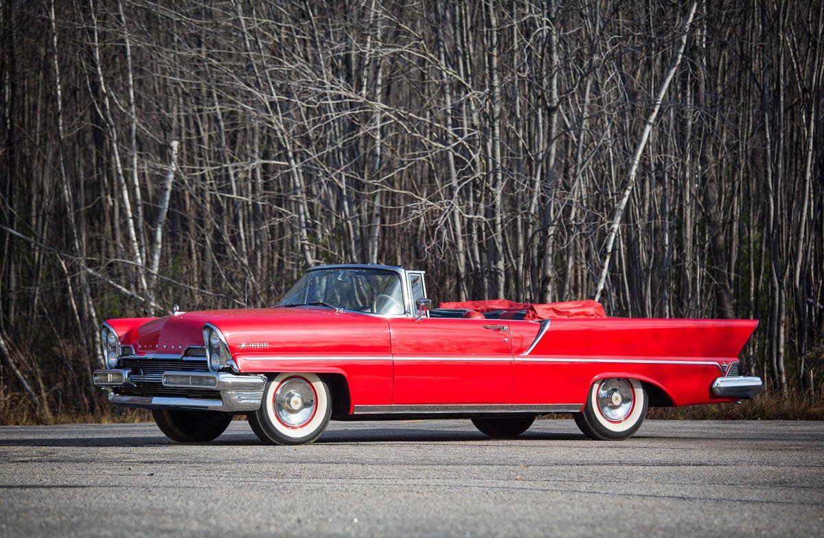 1957 lincoln premiere convertible cars lincoln. Black Bedroom Furniture Sets. Home Design Ideas