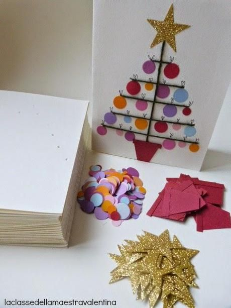 Biglietti Di Natale Per La Mamma.Regalino E Biglietto Di Natale Per Mamma E Papa Artigianato Di Natale Fai Da Te Artigianato Natalizio Biglietti Di Natale