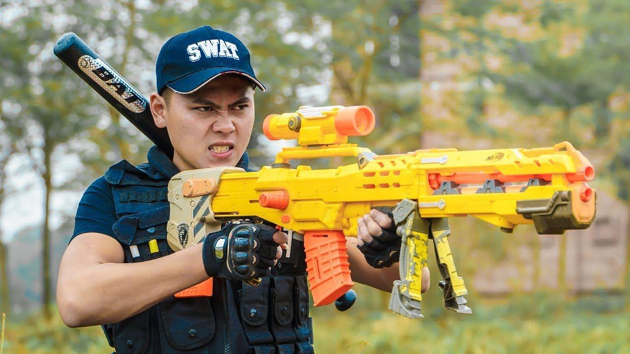 Ghim trên Nerf guns