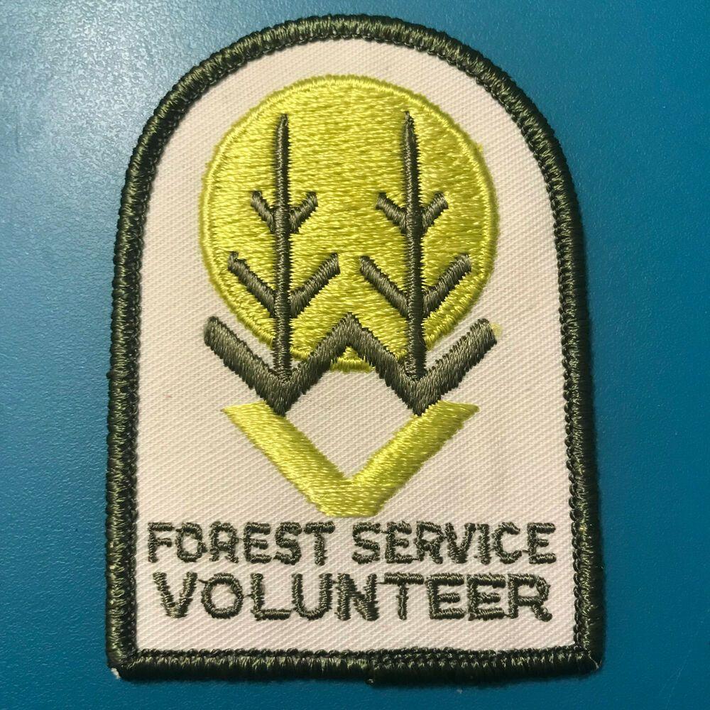 Forest Service Volunteer National Park Service Wildlife