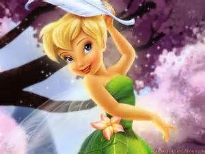*TINKER BELL~ Peter Pan, 1953