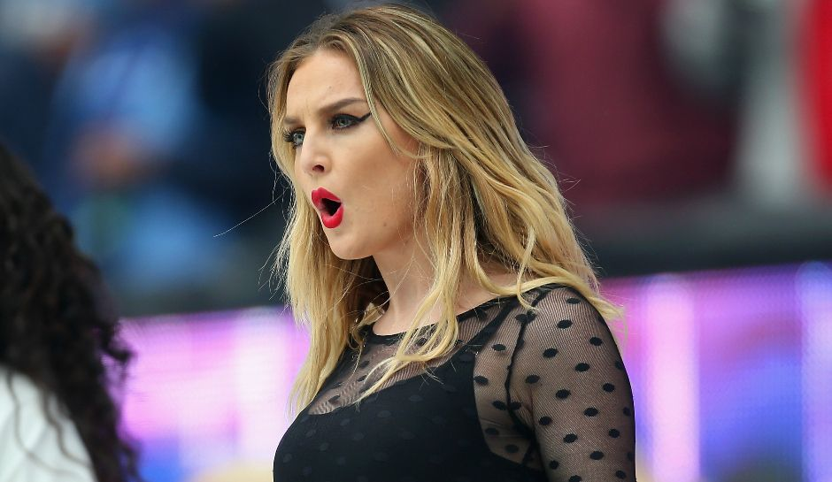 Perrie Edwards Does A Cover At The 'Golden Buzzer' Level As Asia Leg Of Get Weird Tour Starts