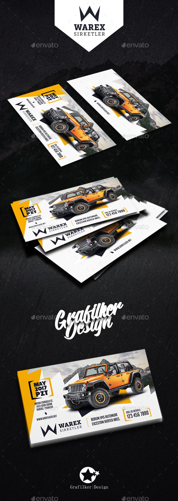Car Sales Business Card Templates Corporate Business Cards Download Here Https Graphicri Corporate Business Card Business Card Maker Make Business Cards