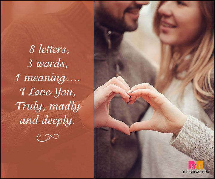 True Love Quotes For Her   8 Letters