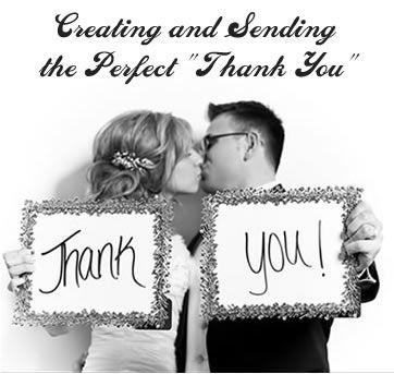 "Creating and Sending the Perfect Wedding ""Thank You's""   Bride Meets Wedding   Wedding Planning #thankyous #iowabride #illinoisbride #wisconsinbride"