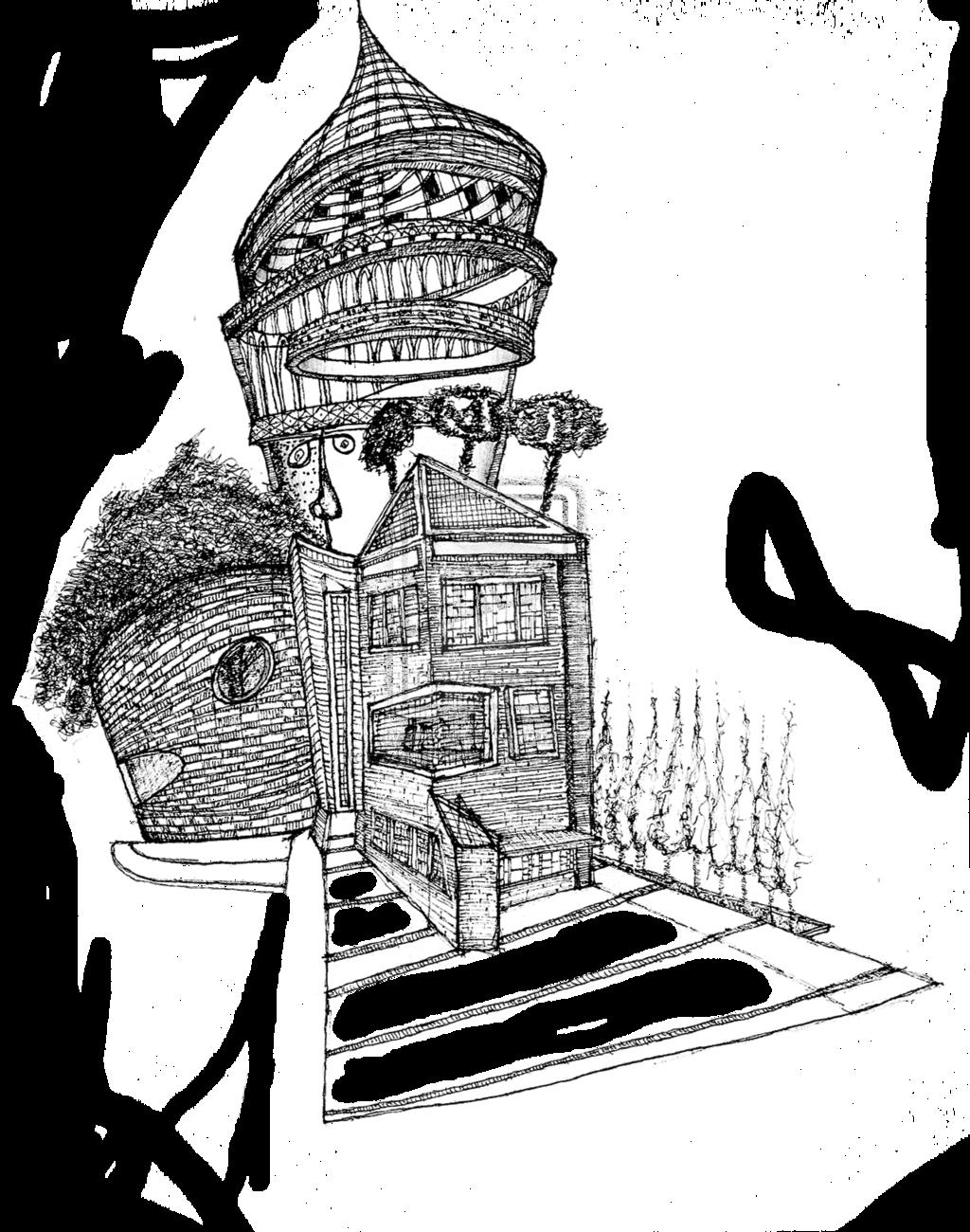Surrel Tower by xxxfashonxxx.deviantart.com on @deviantART