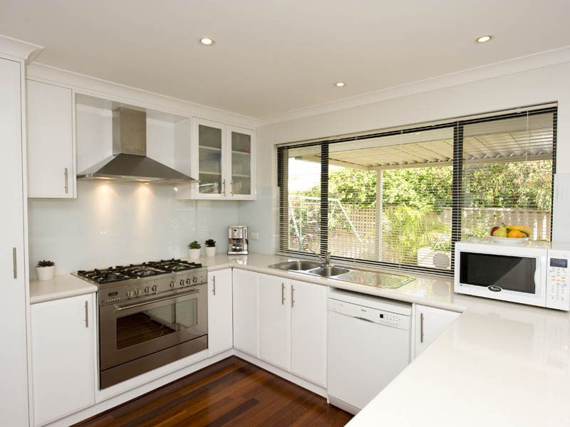 u shape kitchen design